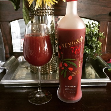 Ningxia Red antioxident drink